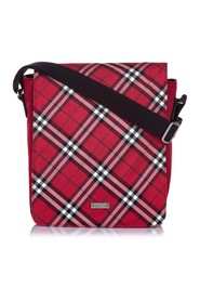 Nova Check Nylon Crossbody Bag