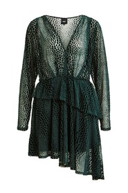 Objleah l/s dress pine grove - Object