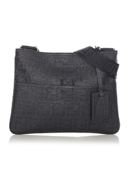 Pre-owned Crossbody Bag Canvas