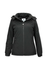 Short Ladies Winter Coat