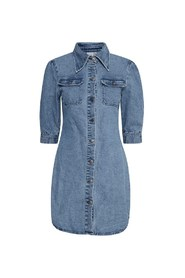 Denim Ixdolla Dress