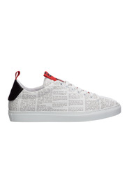 men's shoes leather trainers sneakers Gazette