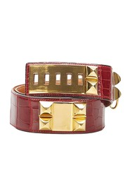Collier de Chien Belt Leather