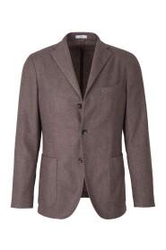 Straight Cashmere Blazer