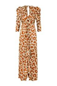 Dress Rihanna Silk Maxi