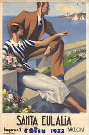 Summer 1932 poster