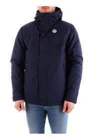 NORTH SAILS 602716 Coat Men BLUE NAVY