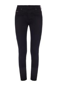 'D-Roisin' tapered leg jeans
