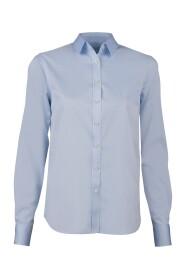 Light blue classic shirt - Skjorte med classic fit - Stenströms