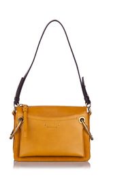 Medium Roy Satchel Leather Calf Italy