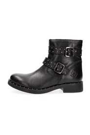 LUMBERJACK MARGE SG64401-002 Q12 BOOTS Unisex Woman and Boys BLACK