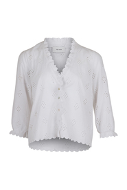 Sanna Embrodery Blouse