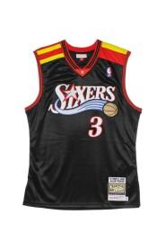 basketball jersey man nba authentic jersey hardwood classics no 3 allen iverson 2006 phi76e