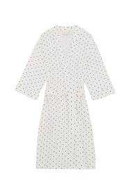 dotted celestial robe