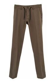 milano jogger pantalon taupe 9pf2a5821-mbe071-873
