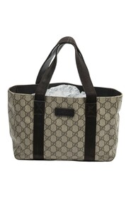 Pre-owned Handle Tote