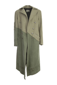 REVOLUTIONARY ARMY WOOL COAT