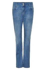 REGITZE CURVED JEANS