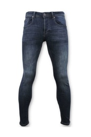 Classic Jeans Men - Washed Jeans - D3060