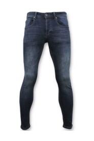 Jeans Spijkerbroek Washed