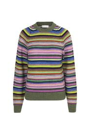 Magdalena Stripes Knitwear