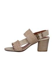 MONICA027 sandals With wedge