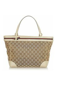 Pre-owned GG Canvas Mayfair Tote Bag