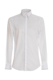 SLIM FIT SHIRT W/ STUDS