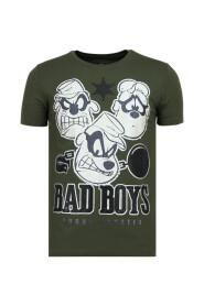 Beagle BoysGrappige T shirt Mannen