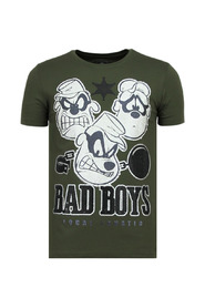 Beagle BoysFunny T shirt Men