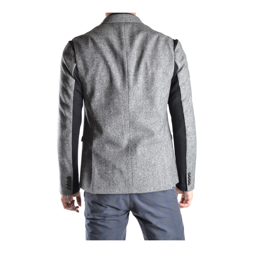 Neil Barrett Gray Jacket Neil Barrett