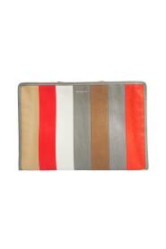 brukt BAZAR POUCH 443658 Leather Clutch Bag