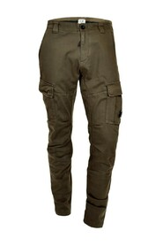 Stretch Garment Dyed Cargo Pants