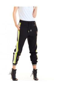 Spodnie z lampasami A266