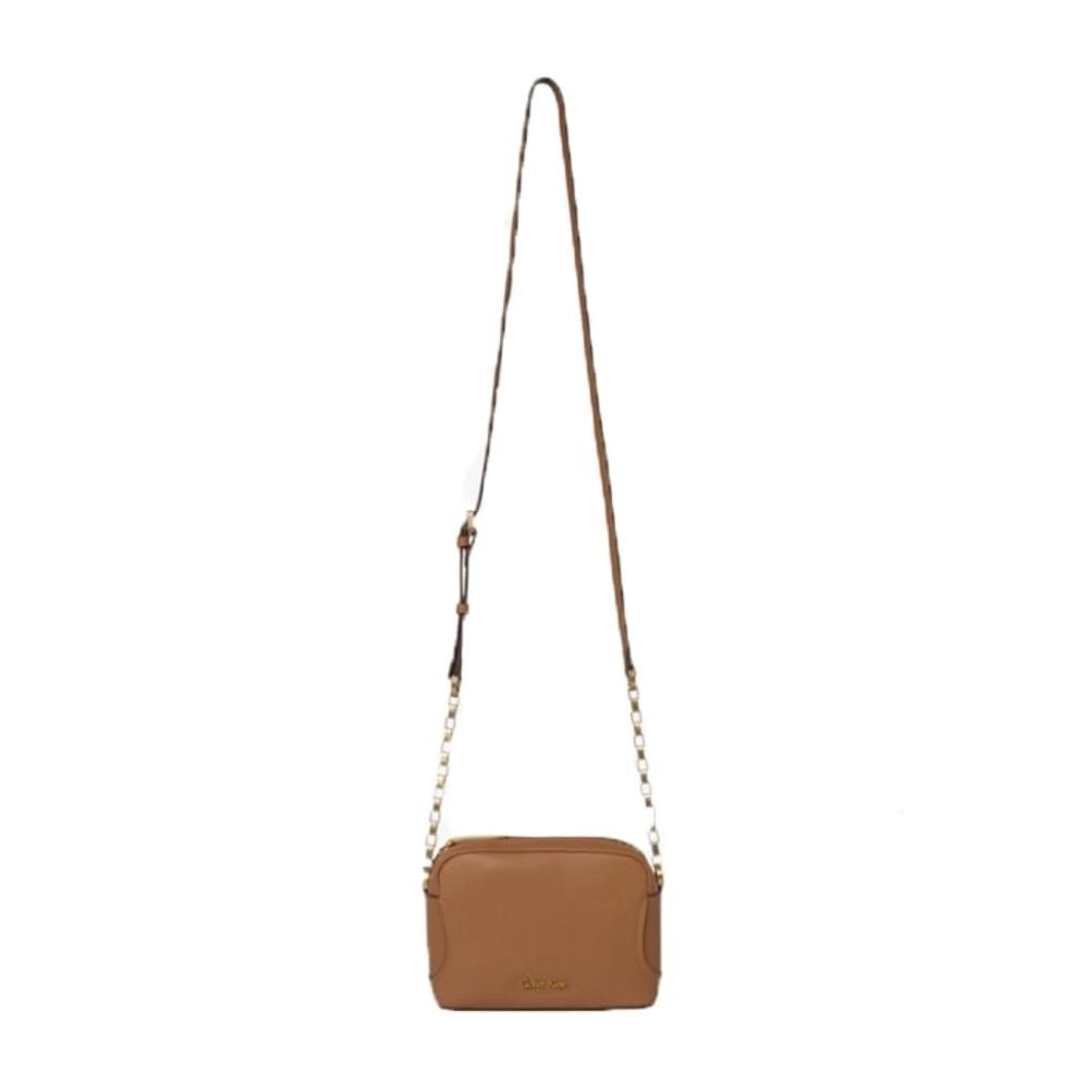 Carolyn Mini Crossbody Bag Camel