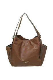 pre-owned Leather Tote
