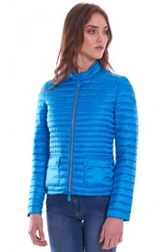 IRIS DOWN JACKET WITH POCKETS