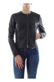 BOMBOOGIE JWRABY P LPF JACKET AND JACKETS Women BLACK