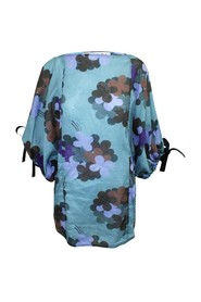 Oversized Print Dress -Pre Owned Condition Very Good