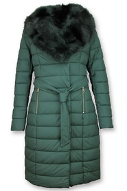Long Winter Coat Parka