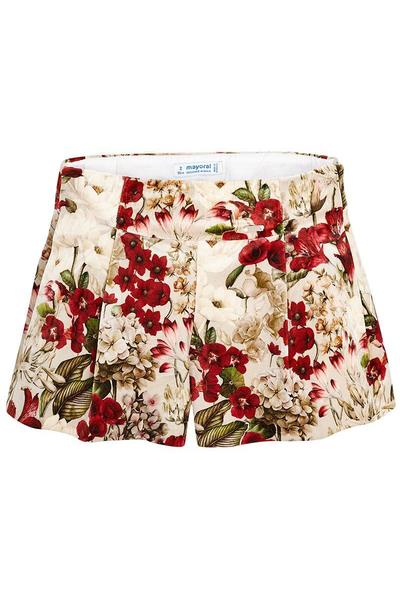 aff7a86f Natur shorts med blomstermønster | Mayoral | Shorts | Miinto.no