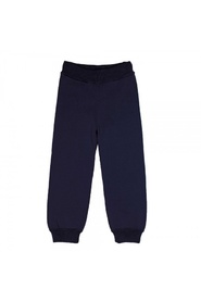 Navy MeMini Hoss baby knit pants