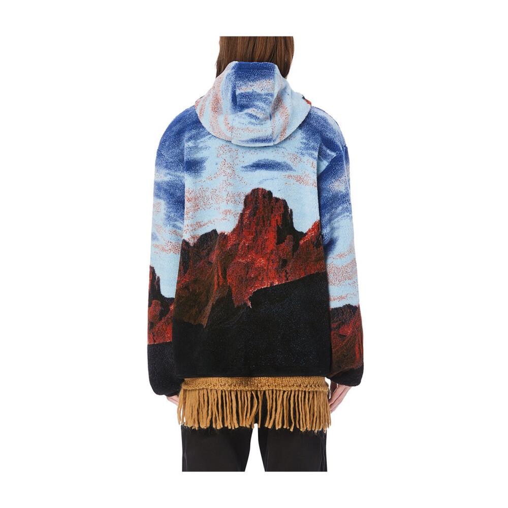Blue Canyon Hoodie Pile Jacket | Palm Angels | Sommarjackor | HerrJackor & Rockar 62135487