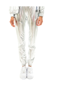 WOMEN'S SILVER CHROMEPANT PANTS SH123