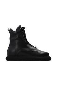 Selene platform ankle boots