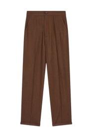 Striped Pol Pants