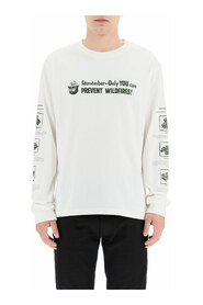 smokey fire safety t-shirt