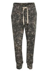 Sanni Printed Sweat Pants