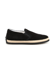 Slipper tv raffia rubber