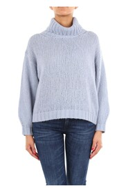 S99183F0309087 High Neck Sweater
